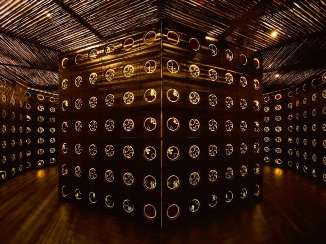 Часовня-оссуарий Хассодэн © Masao Nishikawa