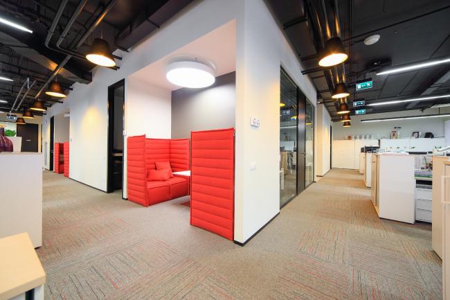 Офис компании Pioneer.  Urban Design Studio. Фотография предоставлена ассоциацией MCFO