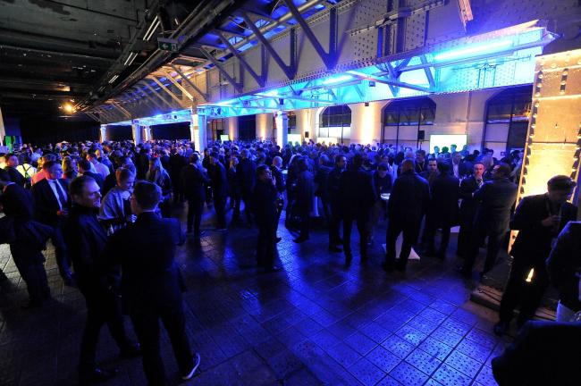По итогам финальных презентаций на торжественной церемонии в пятницу 18 ноября были объявлены обладали главных наград фестиваля WAF 2016 © WAF 2016