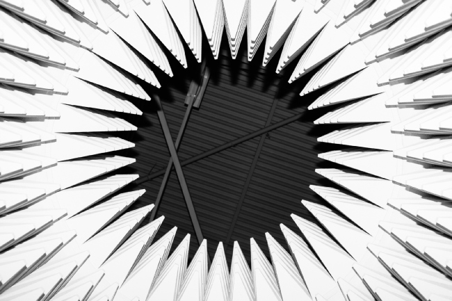 Саунд-арт проект «Презервация тишины». Автор: Сергей Касич