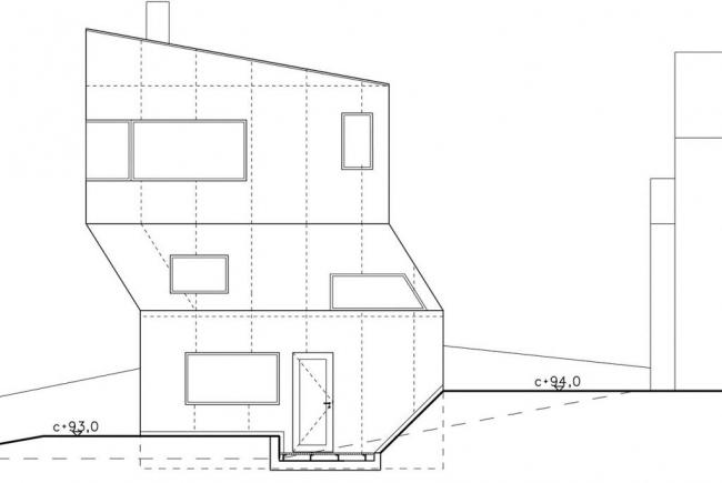 «Вежливый дом»  ©  JVA. Предоставлено EQUITONE