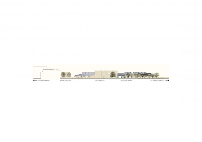 Начальная школа Кембриджского университета © Marks Barfield Architects