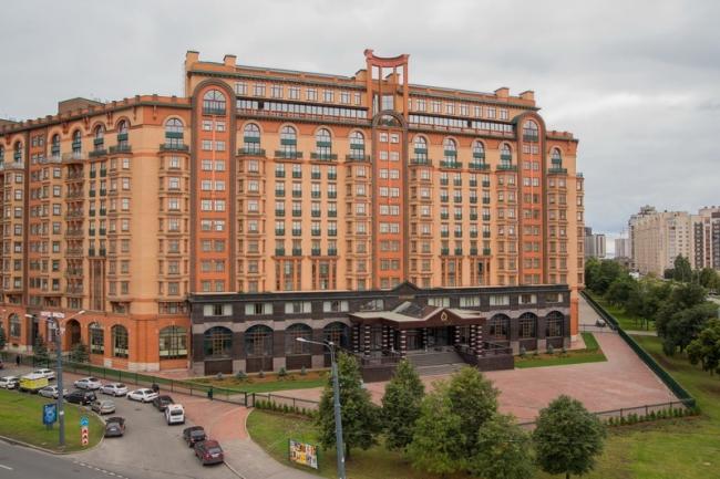Многофункциональный комплекс «Горный». Фотография с сайта spmi.ru