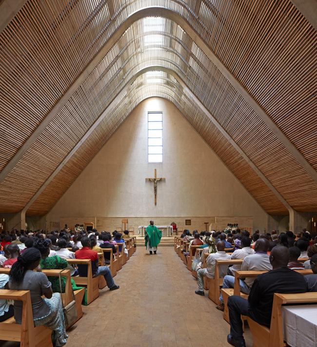 Собор Пресвятого Сердца в Керичо © Edmund Sumner
