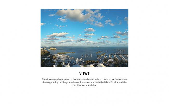 Жилой комплекс Grove at Grand Bay © BIG