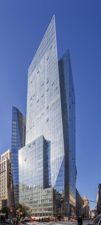 Башня Prism Tower © Wade Zimmerman