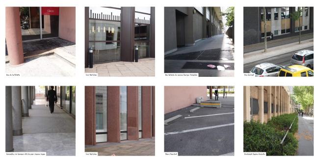 Примеры неэффективного использования цокольных этажей. © AUC