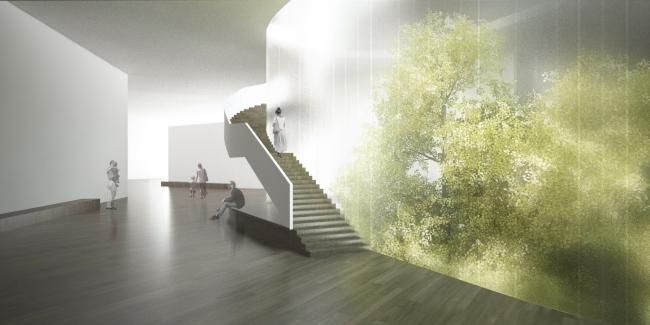 Центр культуры и здоровья компании COFCO © Steven Holl Architects