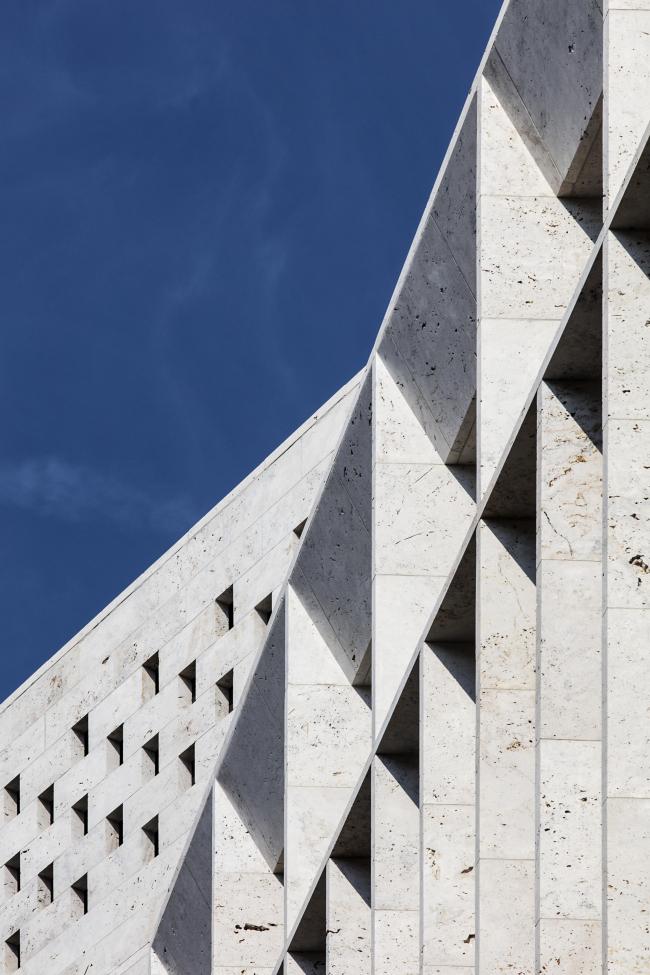 Кампус Центральноевропейского университета © Tamás Bujnovszky