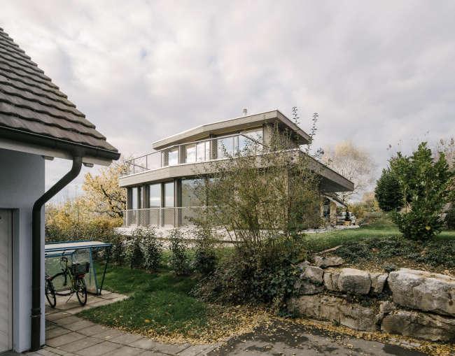 Частный дом House M © Simon Menges