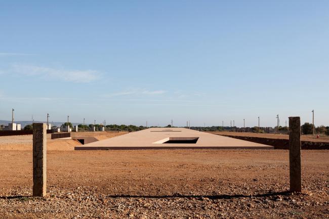Мемориальный музей лагеря Ривзальт © Kevin Dolmaire