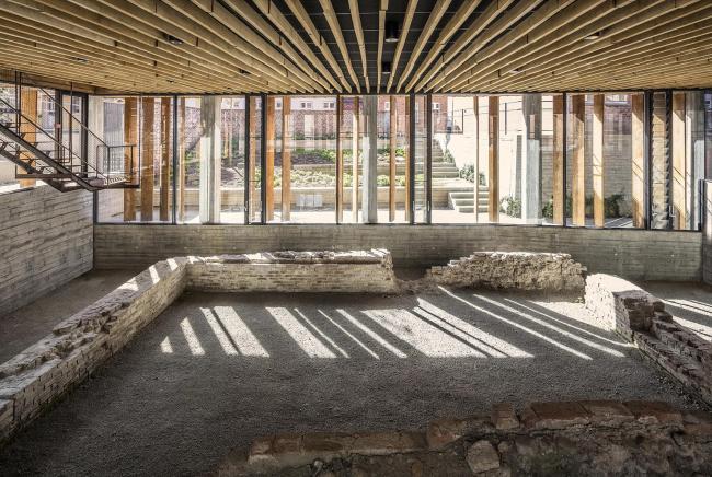 Здание Kannikegården © Anders Sune Berg
