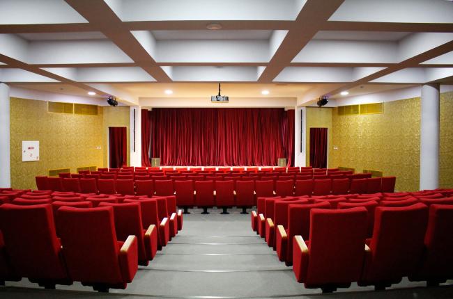 Castello Mare Hotel & Wellness Resort, конференц-зал на 200 мест, 2016 © Karapi LTD