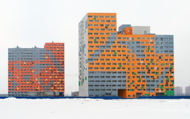 Жилой комплекс, Мурино © ПТАМ Виссарионова