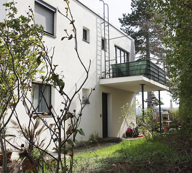 Дом А.Г. Шнека (№12). Фото © Елена Невердовская