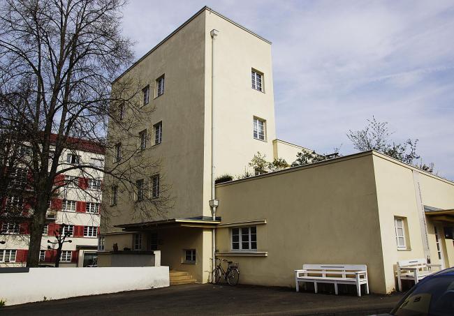 Дом Петера Беренса (№31-32). Фото © Елена Невердовская