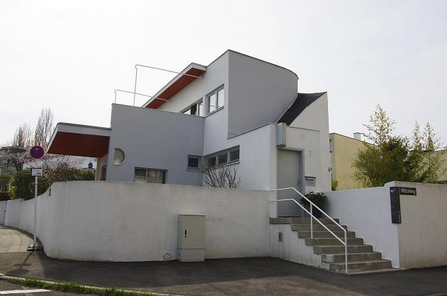 Дом Ганса Шаруна (№33). Фото © Елена Невердовская