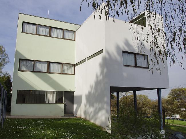 Дом Ле Корбюзье и Пьера Жаннере (№14-15). Фото © Елена Невердовская