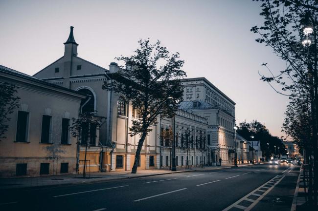 «Ordynka. Собрание клубных домов», окружение © Architects of Invention