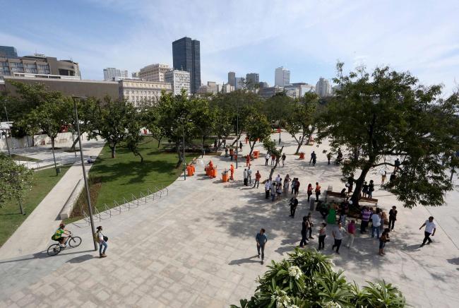 Набережная Луиса Паулу Конджи – Олимпийский бульвар © PortoNovo/Prefeitura