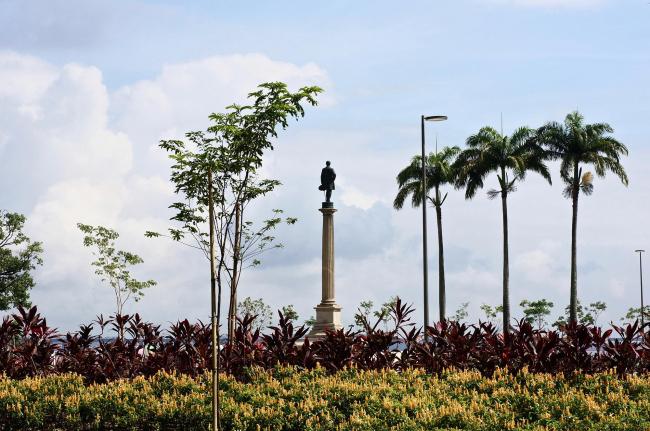 Набережная Луиса Паулу Конджи – Олимпийский бульвар © Miguel Sa