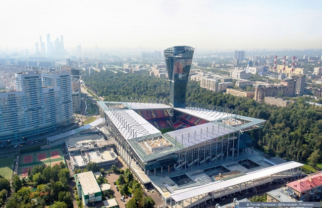 Стадион Арена ЦСКА © Моспроект-4