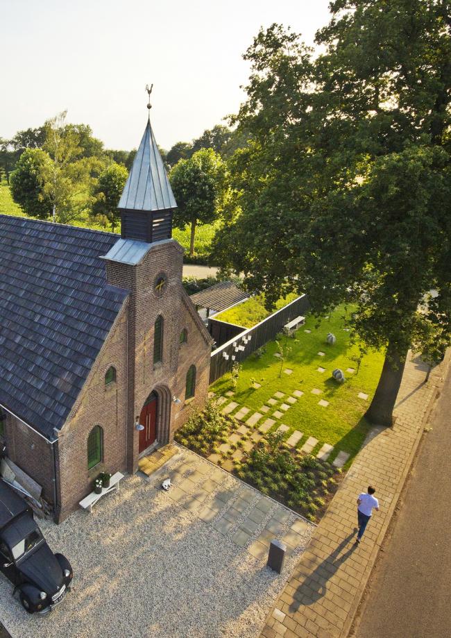 Дом God's Loft © Vincent van den Hoven