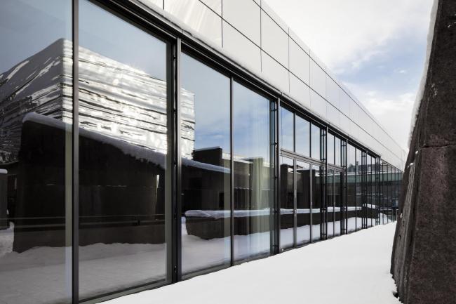 Музей изобразительного искусства и кинотеатр в Лиллехаммере – второе расширение © Snøhetta & Ketil Jacobsen
