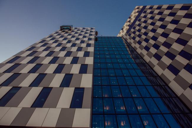 Отель Clarion. Фото предоставлено Clarion Hotel
