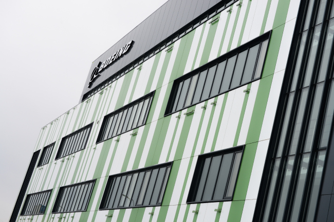 Научно-технический центр Boeing в Сколково. Фото: «Айкью Фасад» Фасадные системы