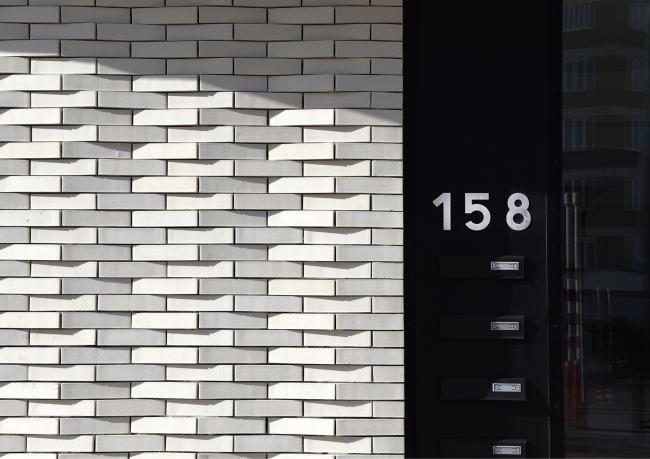 Многоквартирный дом Navez © Serge Brison / MSA
