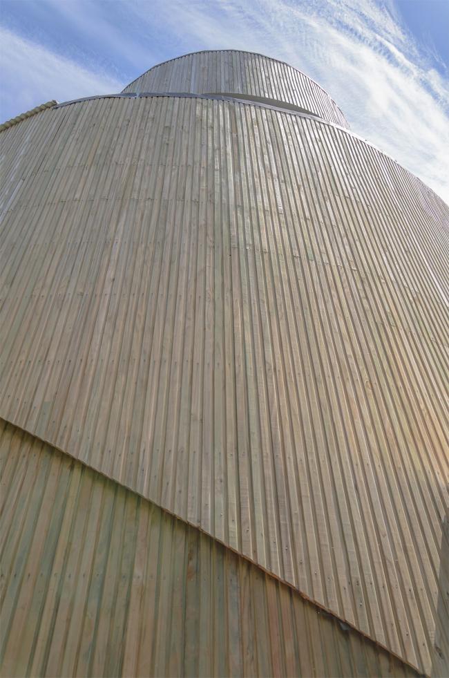 Астрономическая обсерватория «Йепун» © Factoría