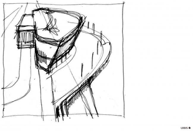 Многофункциональный центр торжественных мероприятий «Невский дворец бракосочетания». Генплан © Urbis СПб.