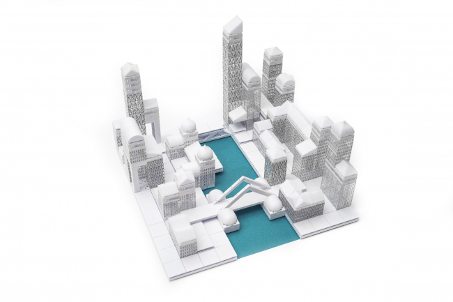 Набор Arckit Masterplan. Фотография предоставлена компанией Arckit