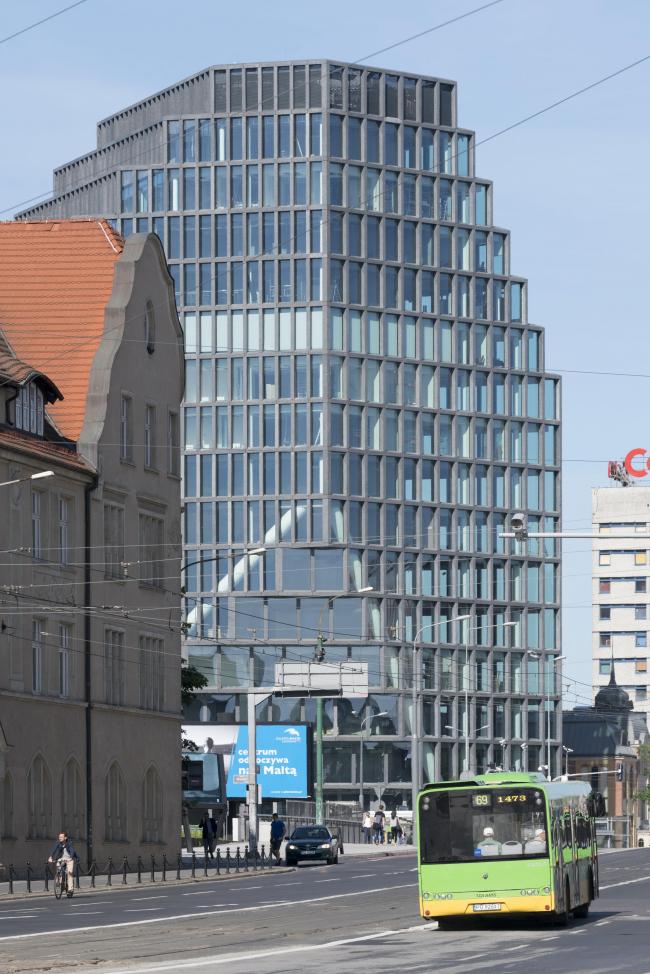 Башня Bałtyk ©  Ossip van Duivenbode