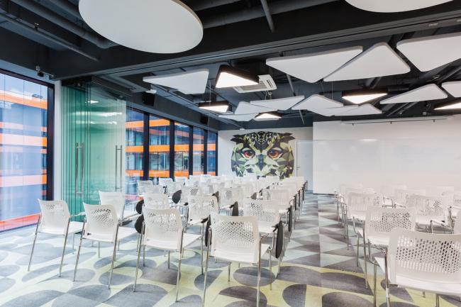 Сбербанк, 15 этаж © Архитектурное бюро IND Architects