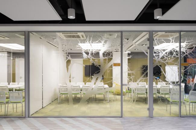 Сбербанк, 13 этаж © Архитектурное бюро Адетэйл