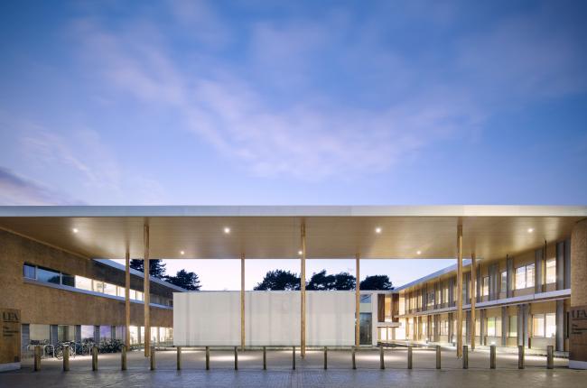 Центр предпринимательства Университета Восточной Англии, Норидж. Architype. Фото © Nick Caville