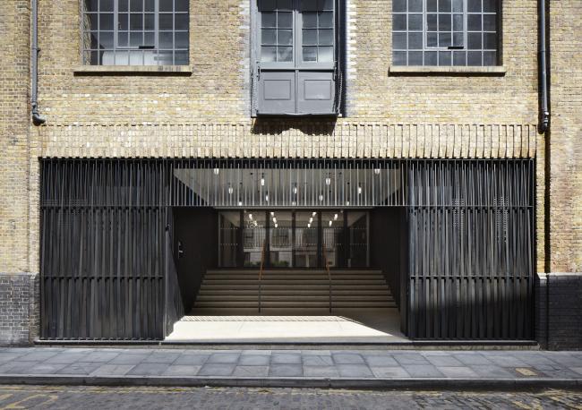 Деловой центр The Loom, Лондон. Duggan Morris Architects. Фото © Jack Hobhouse