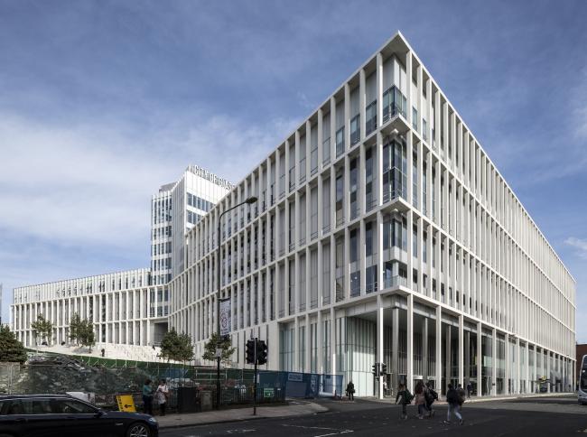 Городской колледж Глазго. Reiach & Hall Architects + Michael Laird Architects. Фото © Keith Hunter