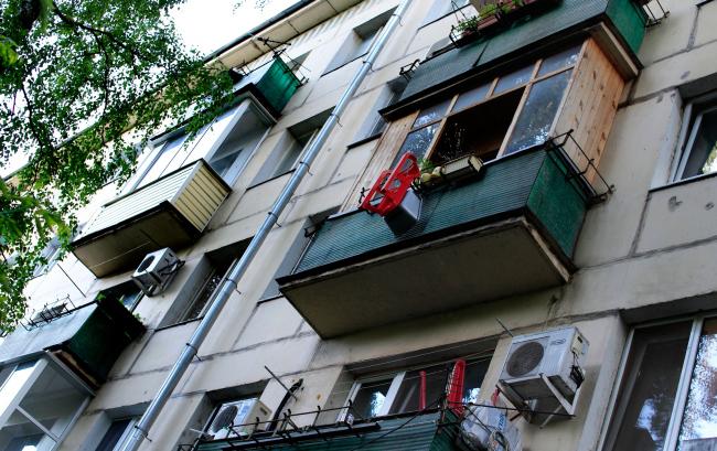 Пятиэтажный блочный жилой дом серии I-510, 1960, жители проголосовали за реновацию. Фотография © Юлия Тарабарина, Архи.ру