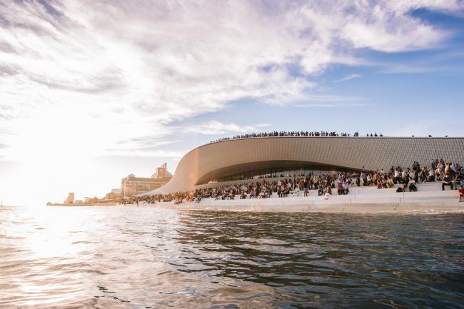 Музей искусства, архитектуры и технологии (MAAT) © EDP Foundation