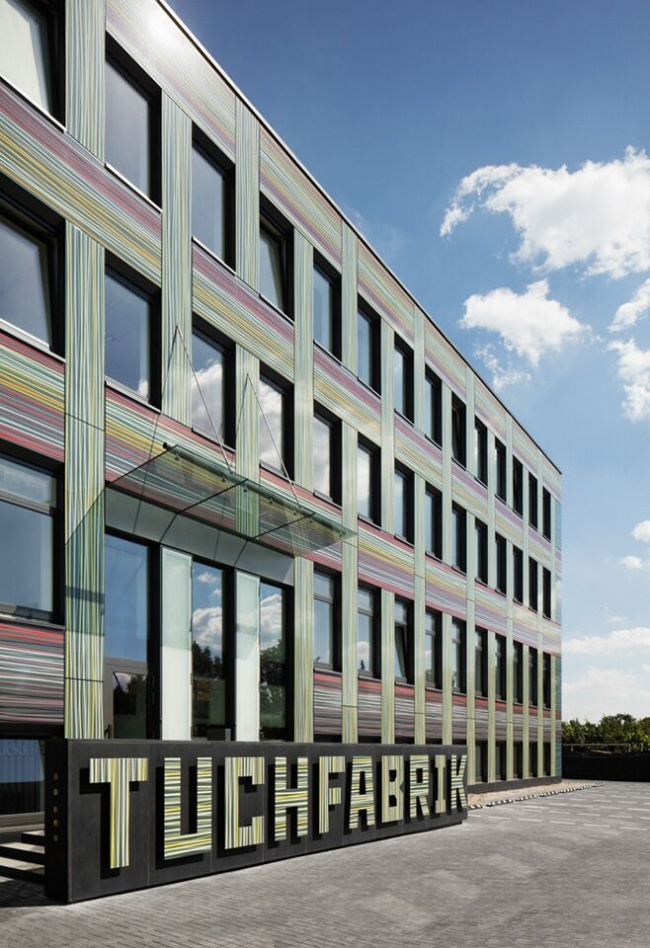 Суконная фабрика в Берлине © Werner Huthmacher