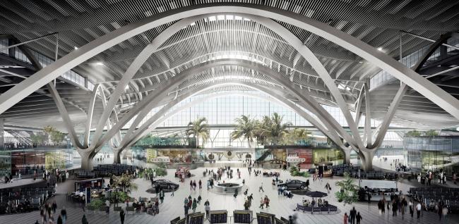 аэропорта Абу-Даби