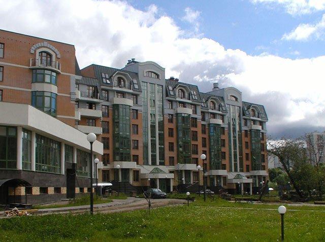 Элитный жилой комплекс долина грёз