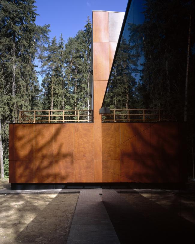 Частный жилой дом на Николиной горе-2 © ТПО «Резерв»