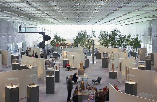 центр изобразительного искусства: