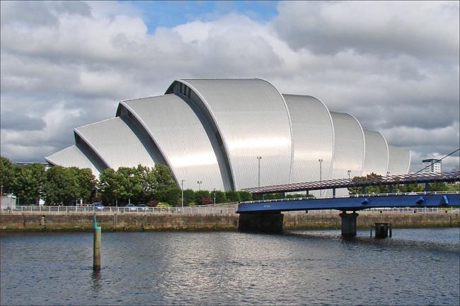 Конференц-центр «Аудитория Клайд». Фото: dalbera via Wikimedia Commons. Лицензия CC-BY-2.0