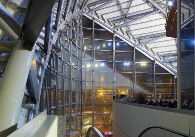 Конференц-центр «Аудитория Клайд» © Foster + Partners