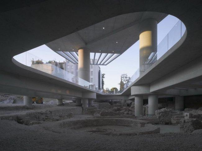 Музей Акрополя © Christian Richters